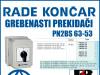 GREBENASTI PREKIDAČ/PREKIDAČI PN2BS 63-53