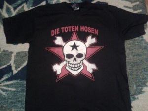 Majica DIE TOTEN HOSEN