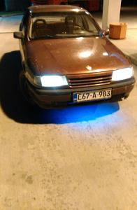 Opel vectra dijelovi,plin
