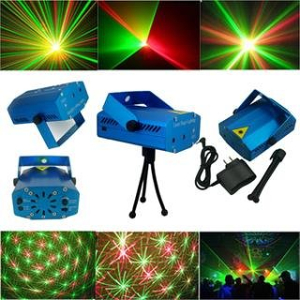 DISKO LASER party disco show 3KOM 065 207 487