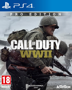 Call Of Duty WWII World War II (PS4) 2 WW2 Pro Edition
