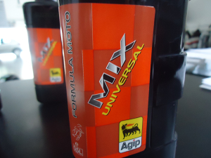 ULJE AGIP Mix 2T    0.5L