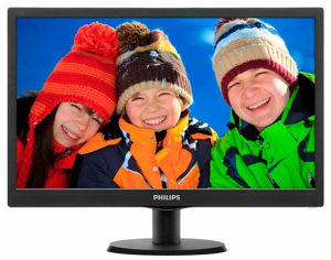 "Monitor 19"" Philips 193V5LSB2"