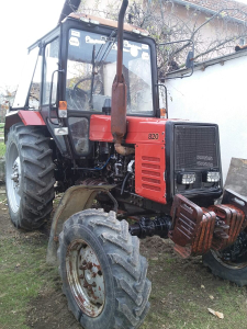 Traktor RUS MTZ 820 Duplak, 2001
