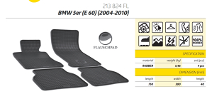 GUMENE PATOSNICE BMW E60