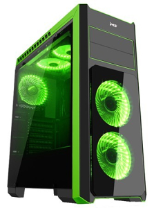 MS HULK PRO PRO gaming midi tower kućište