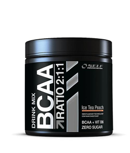 SELF OMNINUTRITION BCAA DRINKMIX 250g