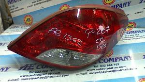 Stop desni Peugeot 207 cc 07g AE 1362