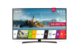 LG TV LED 43UJ634V/635V