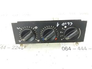 Prekidaci ventilacije grijanja Clio 1