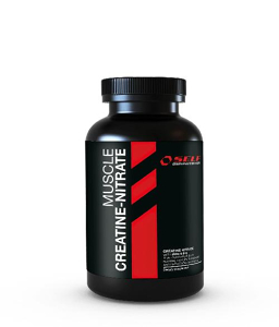 SELF OMNINUTRITION CREATINE NITRATE 180caps