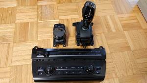 BMW F10, F11 Klimatronik, ručica, NBT I drive CERAMIC