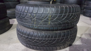 Gume 215/70 16 100T (2) M+S Dunlop SpWinterSport 3D