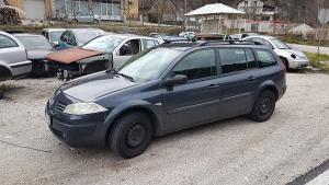 Dijelovi za Renault Megan 1.9 dci