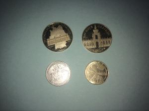 Medalje 4 komada