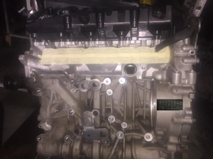 Motor BMW 2.0 N47D20A 2010. g.