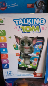 Talking Tom-Mobitel za djecu