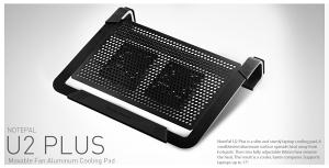 Cooler Master Notebook Cooler NotePal U2 Plus