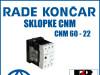 SKLOPKA/SKLOPKE CNM 60 22