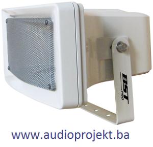 ZVUČNIK HORNA VODOOTPORNI IP65  BST AP3640,  5″  40W