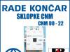 SKLOPKA/SKLOPKE CNM 90 22