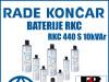 BATERIJA/BATERIJE RKC 440 S 10kVAr