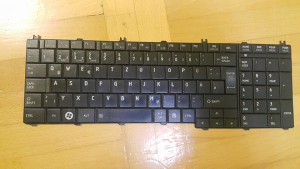 Tastatura Toshiba C650