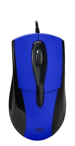 MS SKIPPER 3 žičani optički miš, plavi