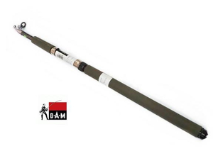 Štap DAM Spezi Power Tele 60 (1.80m, 30-60g)