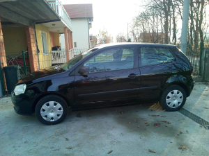 VW Polo 1,4 TDI