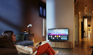 "Philips 4K 43"" UltraHD TV Smart 43PUS6503 WiFi UHD"
