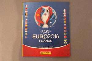 Panini EURO 2016 - prazan album