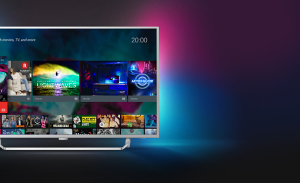 "Philips 4K 55"" UltraHD TV 55PUS6412 Android AMBILIGHT"
