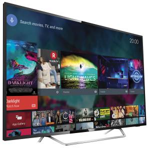 "Philips 4K 65"" UltraHD TV Smart 65PUS6162 WiFi UHD"