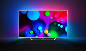 "Philips 4K 65"" UltraHD TV 65PUS6412 Android AMBILIGHT"
