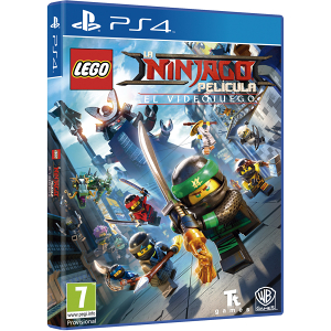 LEGO The Ninjago Movie Videogame (PlayStation 4 PS4)