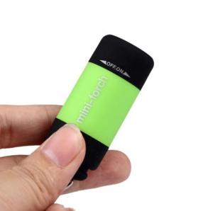 Mini Led Lampa - USB Punjenje lampe - zelena boja