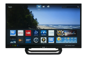 "Philips 32"" Smart WiFi TV 32PFS5362 FullHD model 2017"