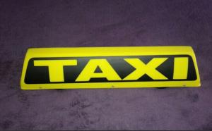 Taxi taksi tabla firma