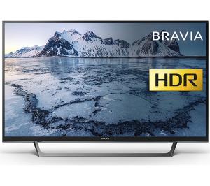 "Sony 49"" LED Smart WiFi TV 49WE660 400Hz model WE660"