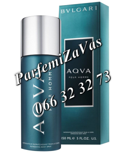 Bvlgari Aqva 150ml Deodorant .. M 150 ml