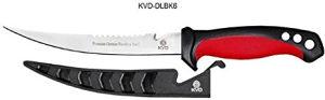 """Mustad Fillet Knife 6"""" KVD nož"""