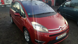Citroen C4 Picasso Exclusive Kaparisan