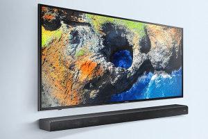 """Samsung 4K 65"""" UltraHD 65MU6172 WiFi Smart UHD TV"""