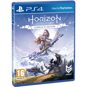 Horizon Zero Dawn Complete Edition (PlayStation 4 PS4)