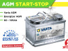 Akumulatori AGM Start-Stop