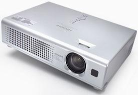 Hitachi projektor-lampa radila 208 sati