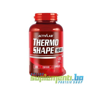 ActivLab THERMO SHAPE MAN (120caps.)