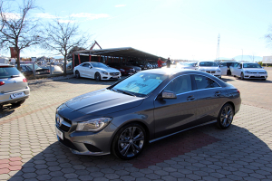 Mercedes CLA 200 2.2 CDI 7G-Tronic  FASCINATION