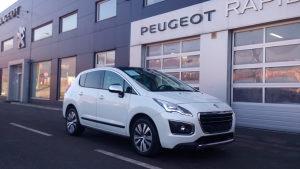 Peugeot 3008 ALLURE 1,6 e-HDI 115KS BVM6